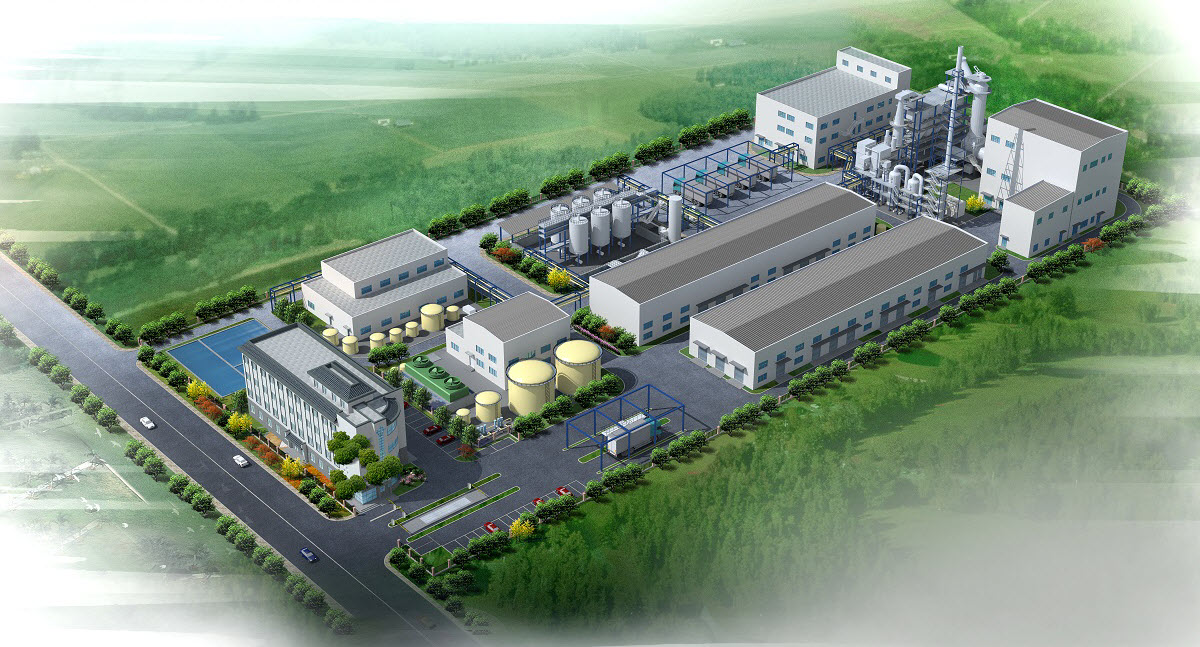 Everbright SITA Solid Waste Treatment (Changzhou) Limited selects